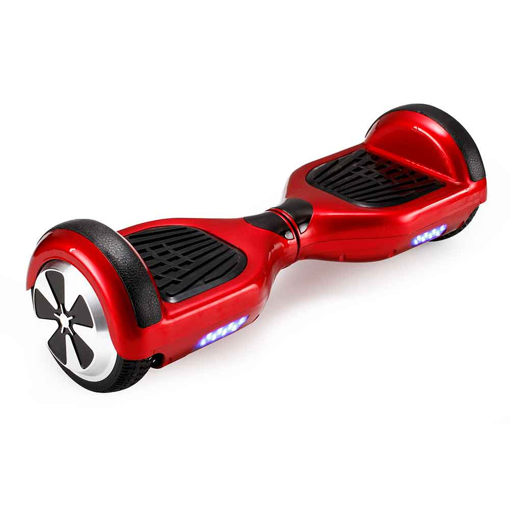 commander un hoverboard
