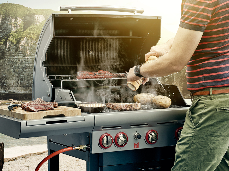 comment allumer un barbecue a gaz