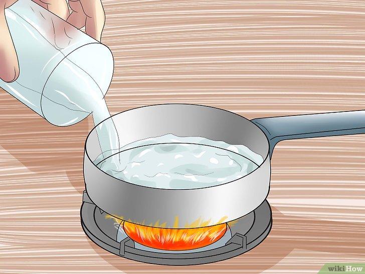 comment faire de la vapeur