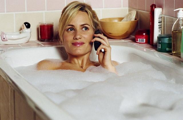 comment faire mousser un bain