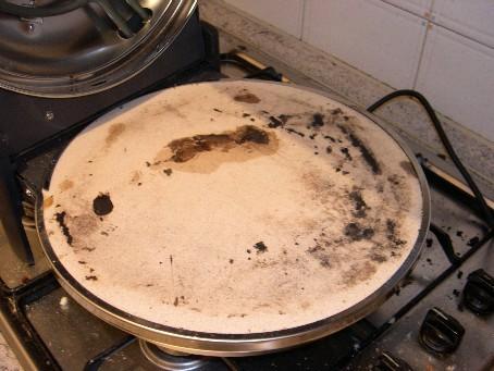 comment nettoyer une pierre a pizza