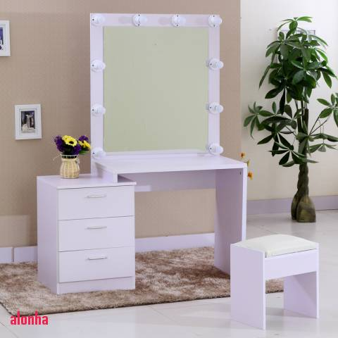 commode de maquillage