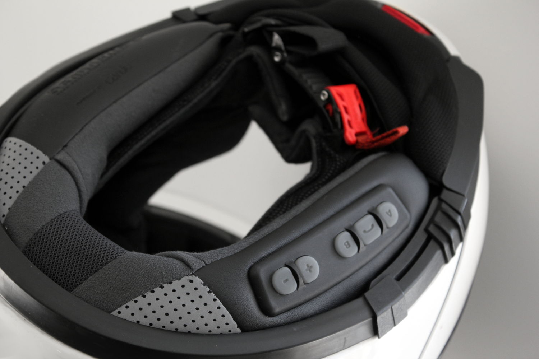 communication casque moto