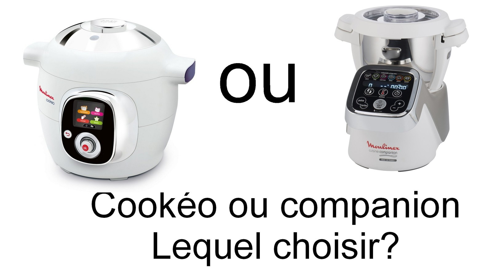 companion ou cookeo