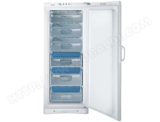 congelateur tiroir indesit