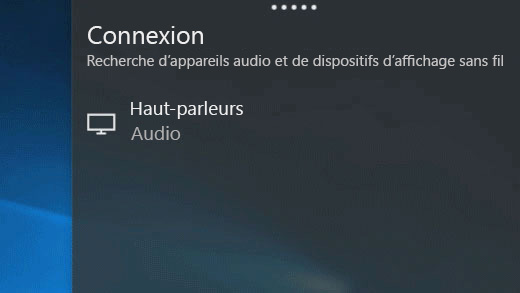 connecter un appareil bluetooth windows 10