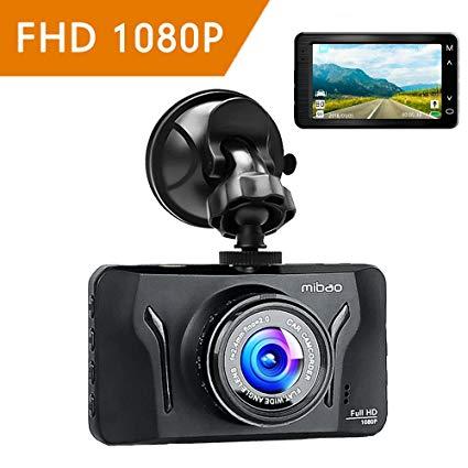 dashcam voiture full hd 1080p