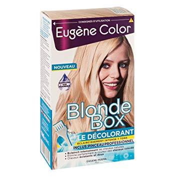 decoloration eugene color