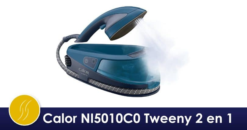 defroisseur vapeur calor tweeny