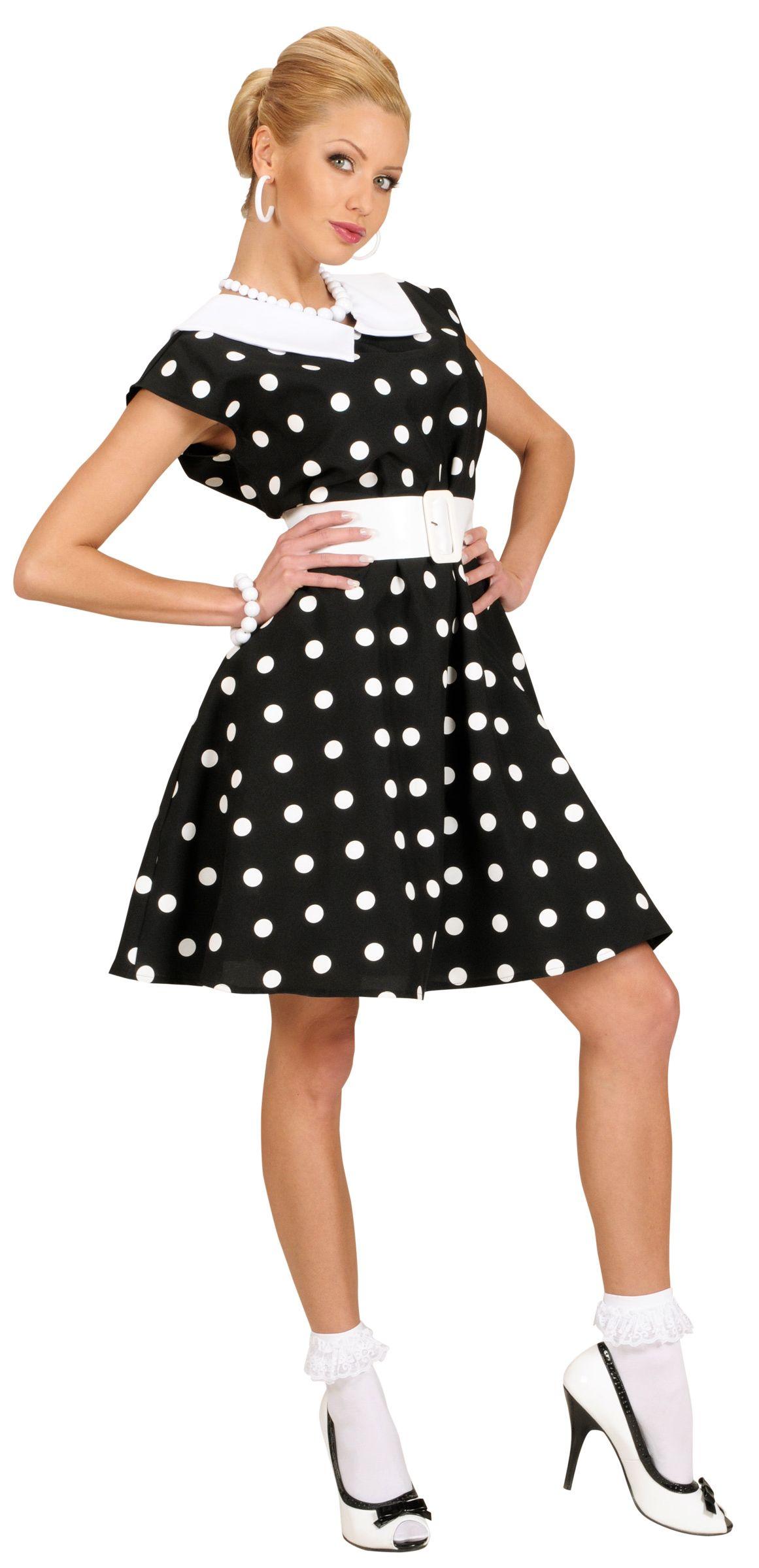 déguisement robe année 50