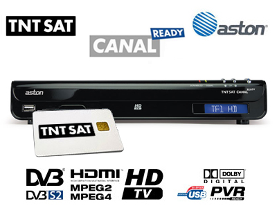demodulateur canal ready hd