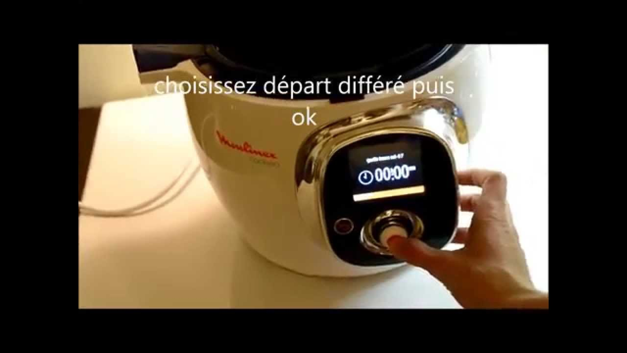 depart differe cookeo