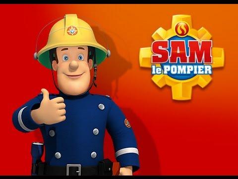 dessin animé pompier