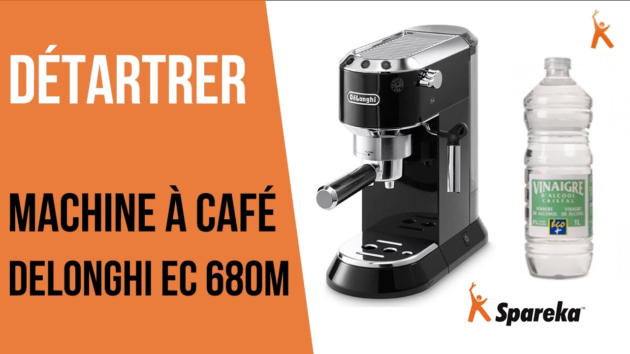 détartrage machine à café