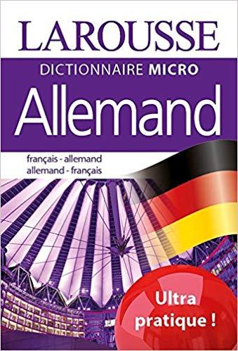 dictionnaire allemand larousse
