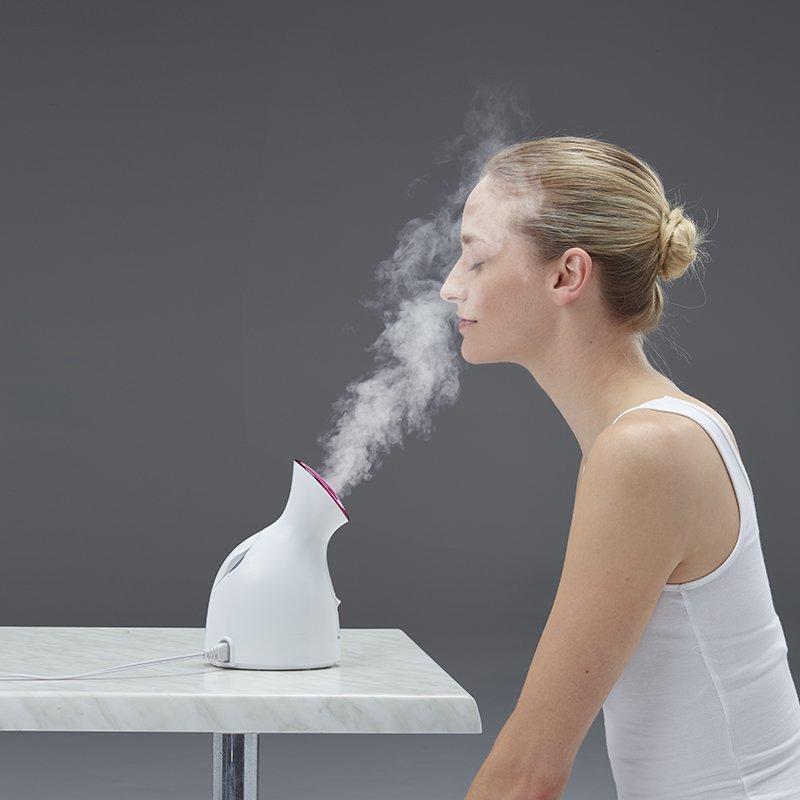 diffuseur vapeur visage