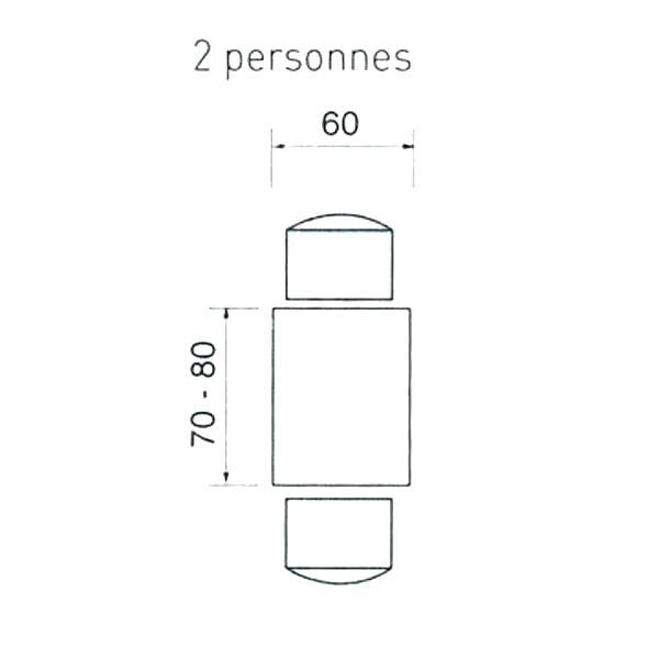 dimension matelas