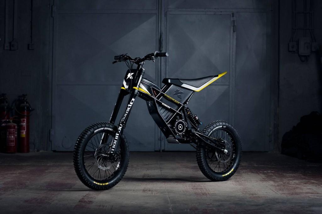 dirt bike electrique adulte