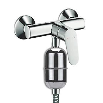 dispositif anti calcaire douche