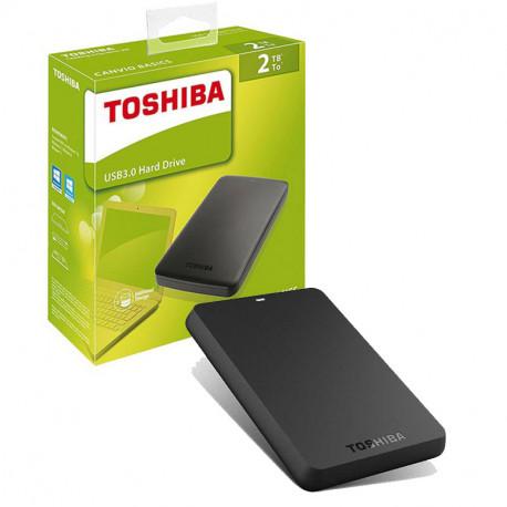 disque dur externe 2to toshiba
