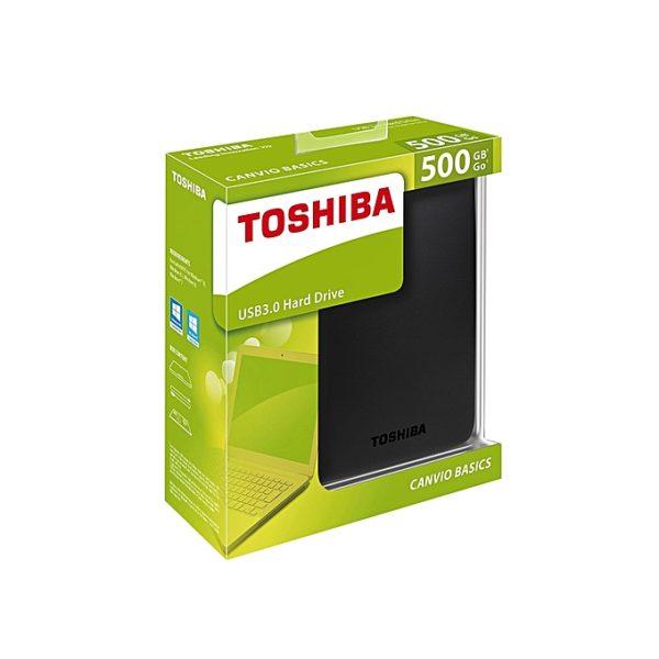 disque dur externe 500 go toshiba