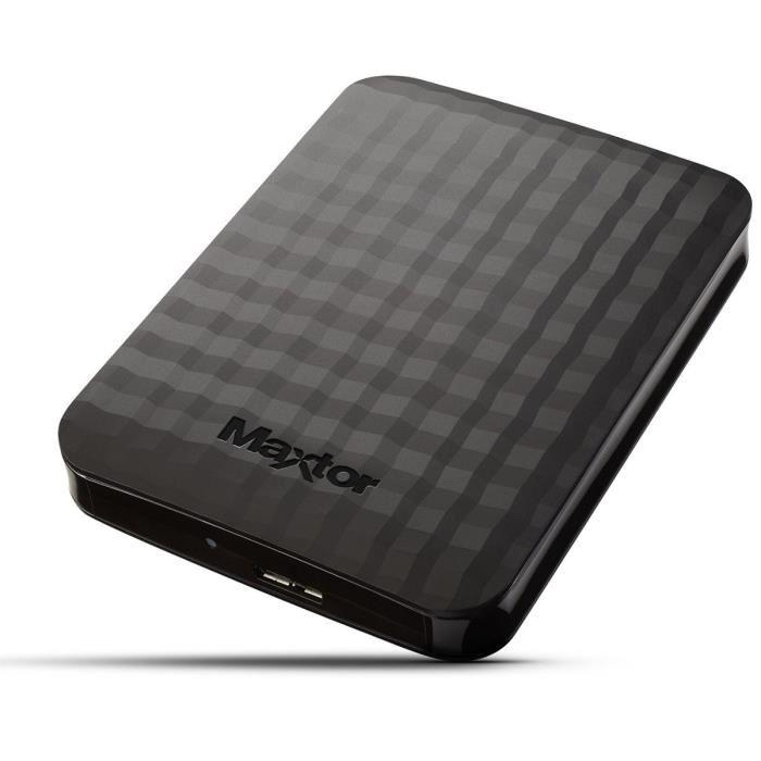 disque dur externe maxtor m3 portable 2