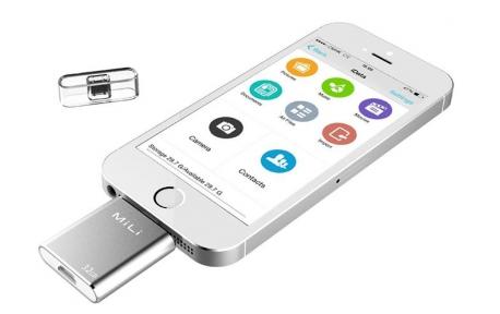 disque dur externe pour iphone