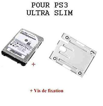 disque dur ps3 ultra slim