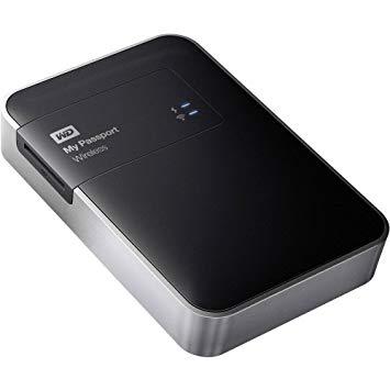 disque dur wifi