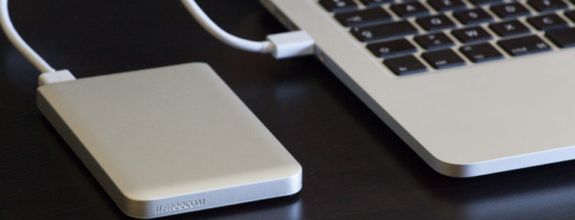 disque externe mac