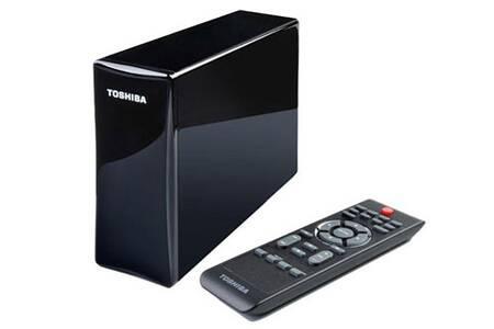 disque externe multimedia
