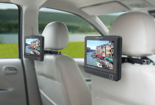 double ecran dvd voiture