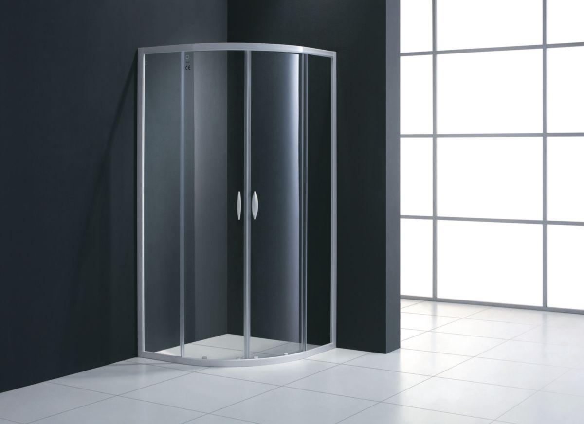 douche 1 4 rond