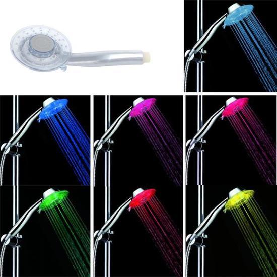 douchette multicolore