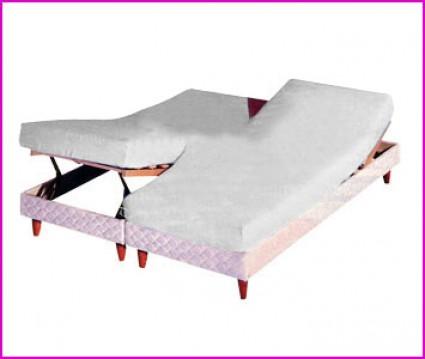 drap papillon pour lit electrique