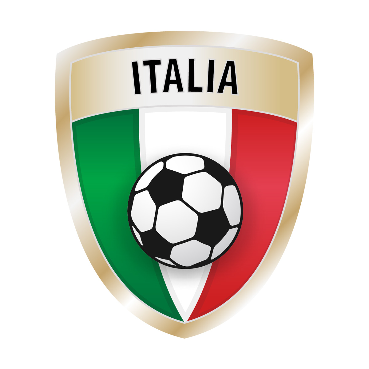 drapeau italie foot