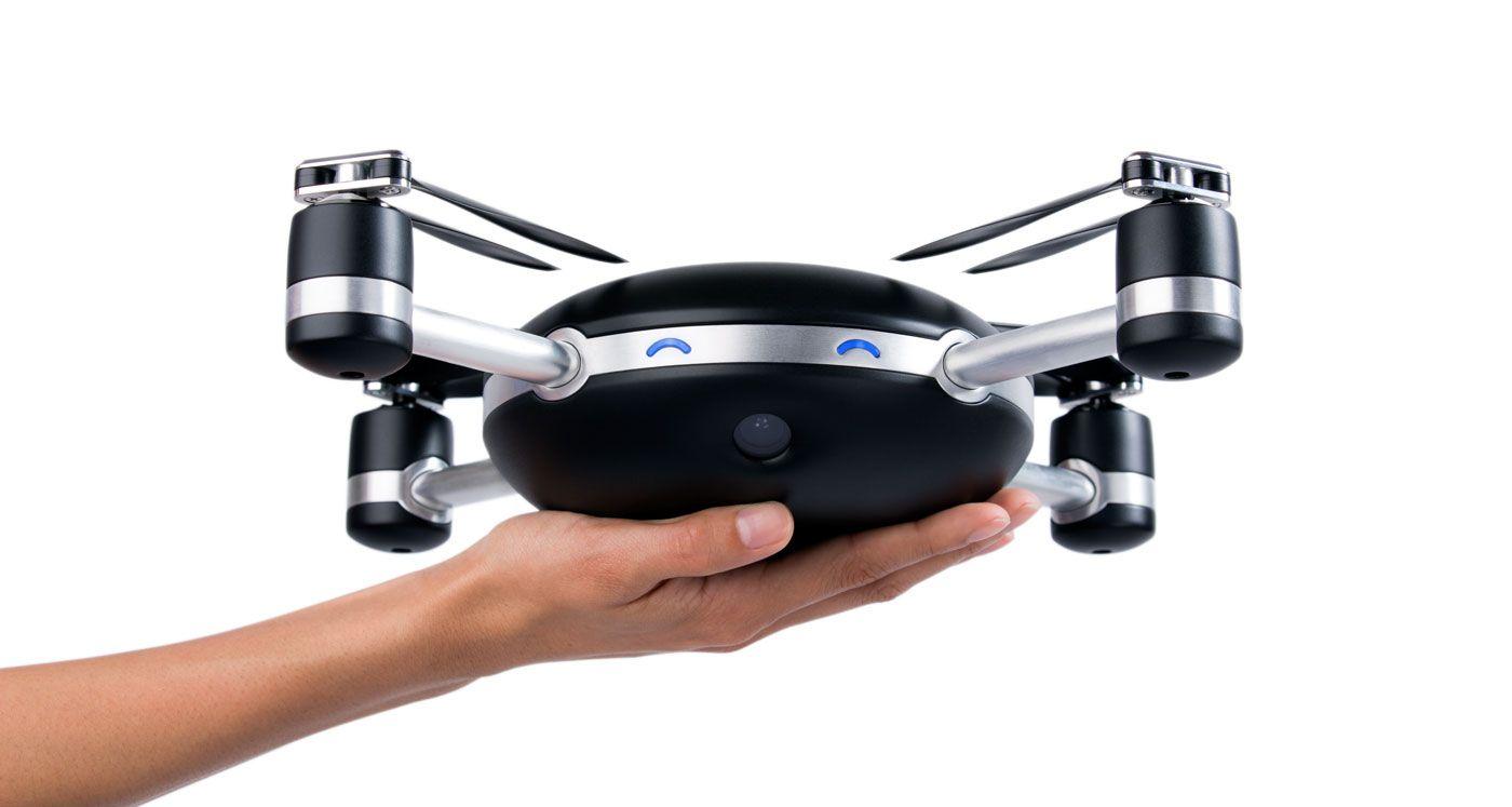 drone qui suit