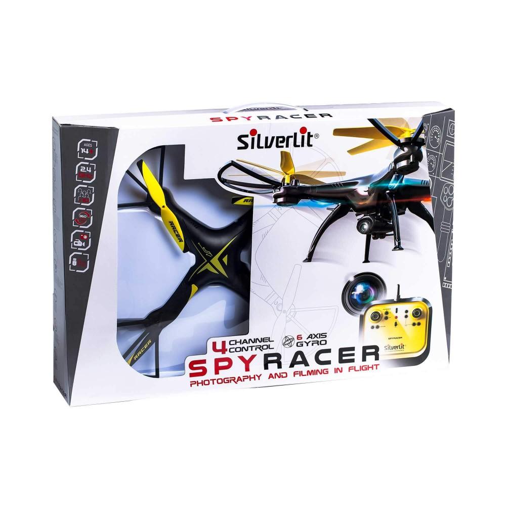 drone spy racer silverlit