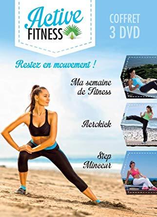 dvd fitness minceur
