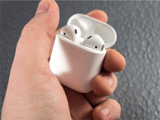 earpods sans fil