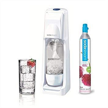 eau du robinet blanche et petillante