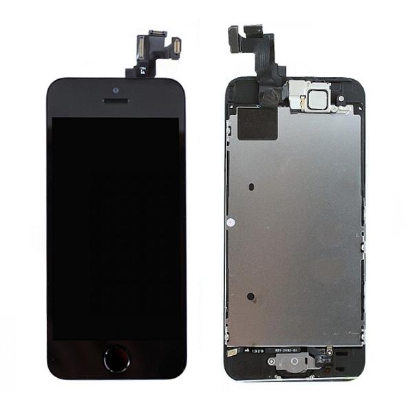 ecran complet iphone 5 noir
