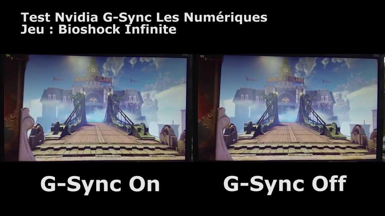 ecran g sync