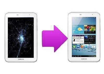 ecran lcd tablette samsung galaxy tab 3