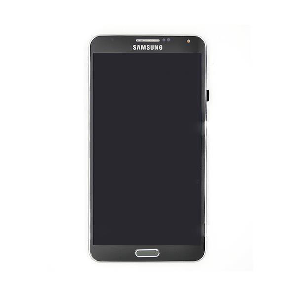 ecran noir smartphone