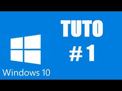 ecran noir sur windows 10