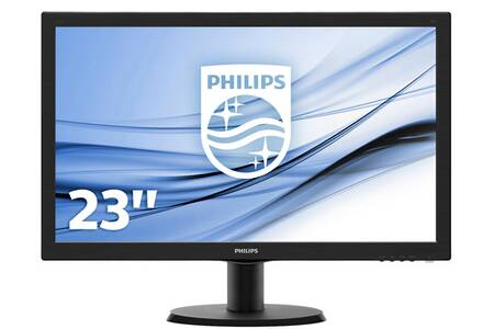 ecran philips pc