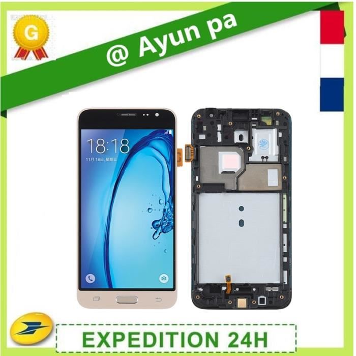 ecran tactile galaxy j3